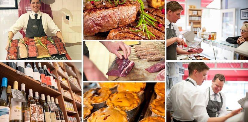 Beech's Butchers Wilpshire