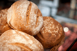 Freshly Made Bread, Pies And More…