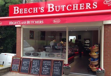 Local Butchers Shop